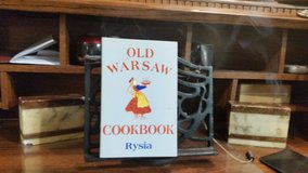 OLD WARSAW COOK BOOK in Naperville, Illinois
