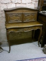 france desk, around 1900 oak in Ramstein, Germany