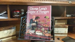 George Lang's CUISINE OF HUNGARY in Naperville, Illinois