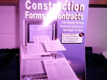 Construction Forms and Contracts in Camp Lejeune, North Carolina