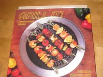 grill it! indoor smokeless grill in Plainfield, Illinois