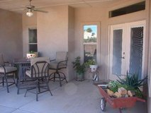 Single family home in golf course community in Alamogordo, New Mexico