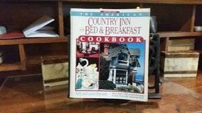 COUNTRY INN and BED & BREAKFAST COOKBOOK in Naperville, Illinois