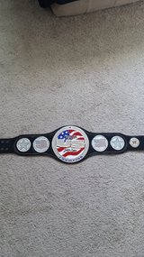 2005 WWE United States Title Belt in Camp Lejeune, North Carolina