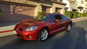 2006 Mitsubishi Eclipse 2.4 4cyl 5speed 98k miles clean title in Camp Pendleton, California