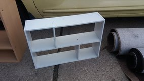 "Lil white wall hanger 24x6 16.5"" tall in Fort Riley, Kansas"