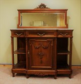 Antique French Sideboard in Great Lakes, Illinois
