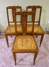 Vintage French Chairs in Great Lakes, Illinois