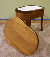 Antique commode in Great Lakes, Illinois