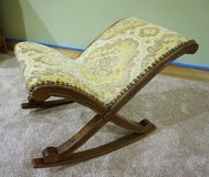 Victorian Gout Stool in Great Lakes, Illinois