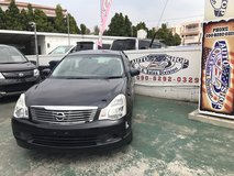 2006 Nissan Bluebird - Excellent Condition - Clean - NAVI - Backup Camera - Compare & $ave! in Okinawa, Japan