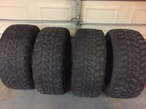Set of 4 tires in Conroe, Texas