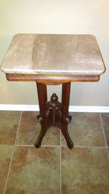 Victorian side table in Houston, Texas
