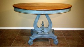 Oak Parlor Table**REDUCED** in Houston, Texas