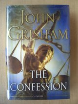 Book:  The Confession, by John Grisham in Mannheim, GE