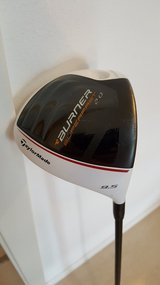 Taylormade TP Superfast 2.0 Driver - X flex in Ramstein, Germany
