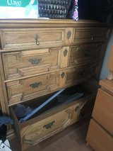 4 Drawer Dresser in Vacaville, California