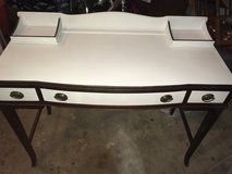 White and Brown Desk in Morris, Illinois
