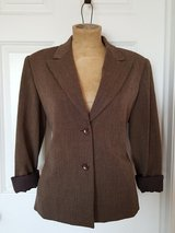 Rafaella lined blazer size 10 in Morris, Illinois
