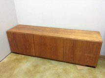 Wood TV Stand in Kingwood, Texas