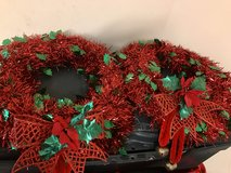 Holiday Wreaths in Hinesville, Georgia