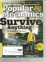 Popular Mechanics mags in Fort Rucker, Alabama