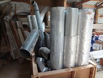 Ducting and venting for gas heating system. in Fort Campbell, Kentucky