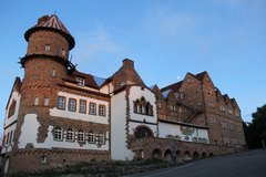Rent a Castle Föckelberg for your Birthday Party in Baumholder, GE