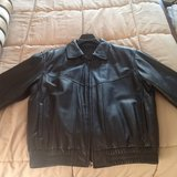 Men's Roundtree and Yorke Soft Leather Jacket in Fort Campbell, Kentucky