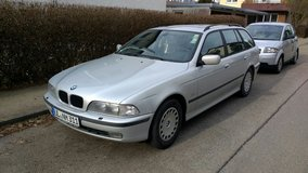 Bmw  528i automatic station wagon passed inspection in Ansbach, Germany