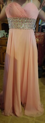 Homecoming_prom dress in DeRidder, Louisiana