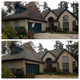 Roof Cleaning in Kingwood, Texas