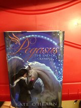 "NEW Pegasus ""The End of Olympus"" Hardcover Book in Okinawa, Japan"