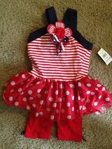 NEW Girls 2-pc Outfit Size 6 in Okinawa, Japan