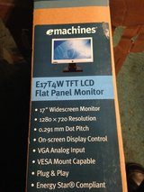 "emachine 17"" Monitor in Vacaville, California"