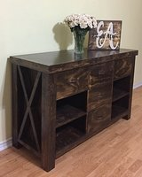 Console table in Conroe, Texas