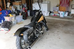 Harley Davidson FXST Special Construction MOVING MUST SELL in Lake Elsinore, California