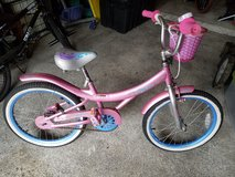 20in Pink bicycle with basket in Tacoma, Washington