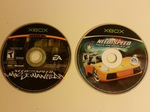 Need for Speed (for Original Xbox an 360) in Fort Leonard Wood, Missouri