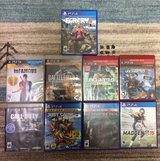 PS3/PS4 Games in Okinawa, Japan