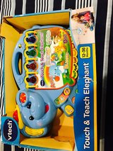 Vtech touch and teach Elephant in Okinawa, Japan