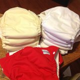 12Fuzzibunz Diapers in Fort Campbell, Kentucky