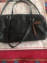 Authentic Coach purse, all leather in Fort Leonard Wood, Missouri