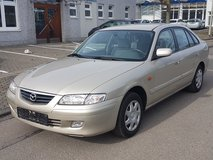 2000 AUTOMATIC MAZDA 626 *NEW INSPECTION*VERY CLEAN INSIDE &OUT in Spangdahlem, Germany