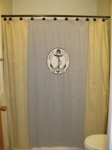 shower curtain in Camp Lejeune, North Carolina