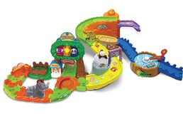 Go go smart animals zoo playset in Fort Carson, Colorado