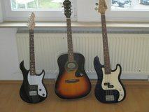 guitars in Ramstein, Germany