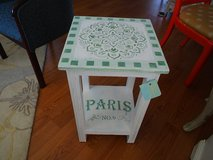 PARIS  chic side  table in Westmont, Illinois