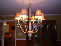 French style chandelier in Westmont, Illinois