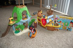Jake and the Neverland Pirate Toys in Travis AFB, California
